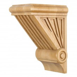 Starburst Art Deco Corbel-Medium