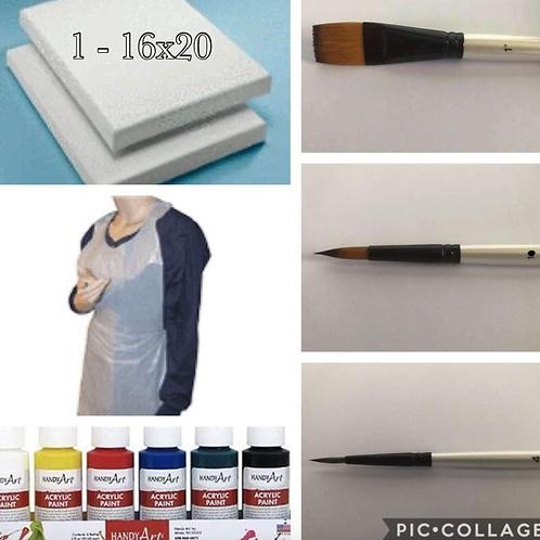 Virtual Paint Kit/CURBSIDE PICK-UP