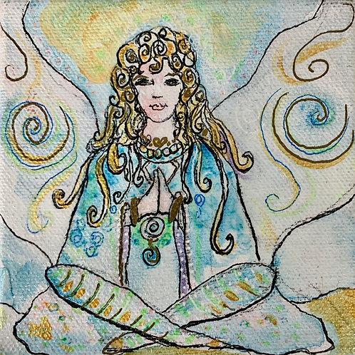 The Meditation Angel