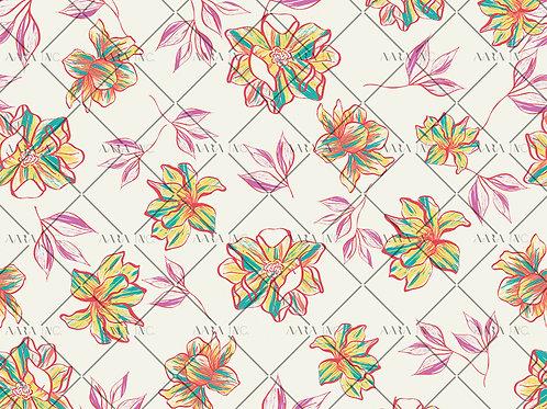 Scribble Florals-NT2010037