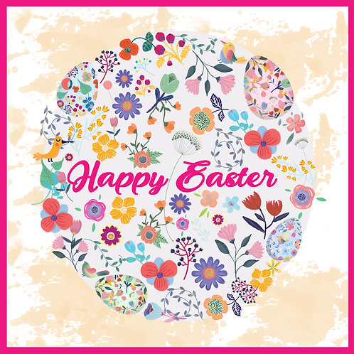 Easter Greetings-Free Download!