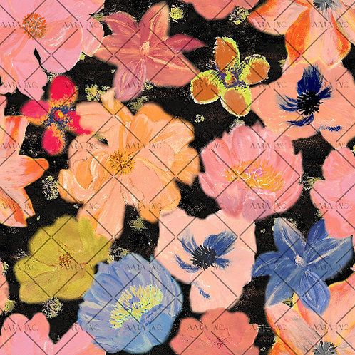 Big Artistic Blooms-APBB03