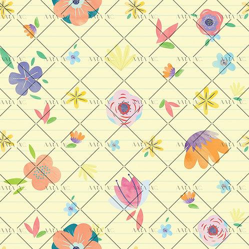 Spring Meadow Flowers-KWSM01AC