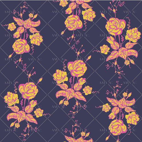Graphic Roses-NT2010001