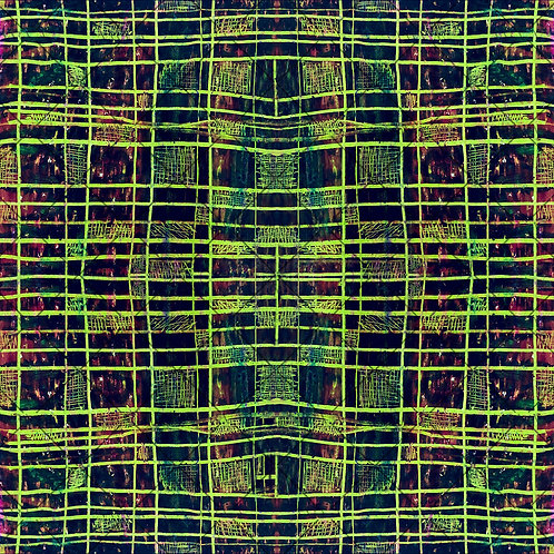 Psychedelic Checks-GE1910009