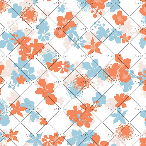 Playful Ditsy Florals