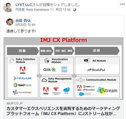 カスタマーエクスペリエンスを実現するためのマーケティングプラットフォーム