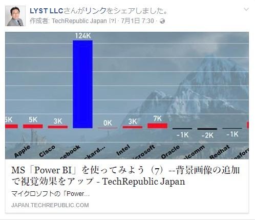 MS「Power BI」を使ってみよう(7)--背景画像の追加で視覚効果
