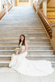 weddings at indiana state house - emma males photography