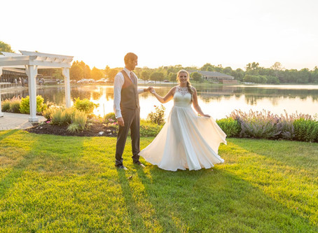 Timeless Wedding at The Willows Event Center