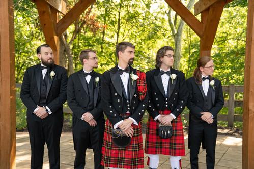 Indianapolis Wedding Photographer - groomsmen