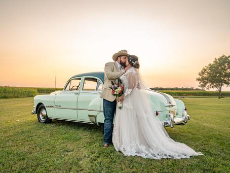 2020 Backyard Indiana Wedding!