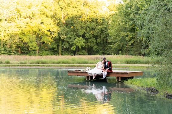 Indianapolis Wedding Photographer - bride and groom