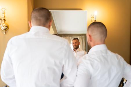 gay wedding preparation