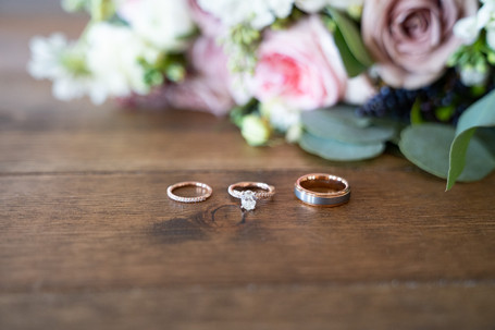 Gorgeous Ring Shots - www.emmamalesweddingphotography.com