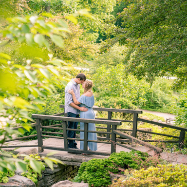 Indianapolis couple's engagement