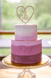 Ambre Cake at Vineyard Styled Shoot at The Vineyard Gardens By Royal Weddings and Events with Photography by Emma Males Photography