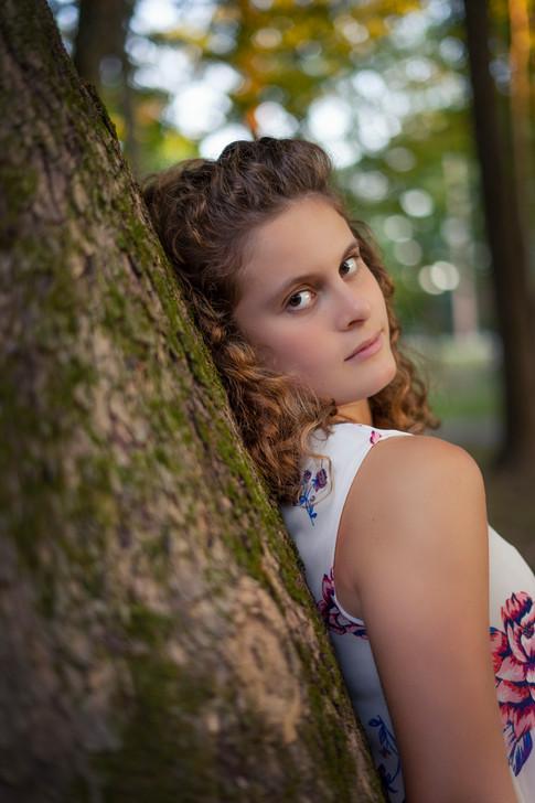Indianapolis IN Senior Portraits