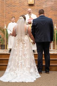 Indianapolis Wedding Photographer Emma Males - bride and dad