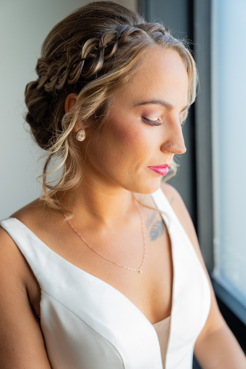 beautiful bride - www.emmamalesweddingphotography.com