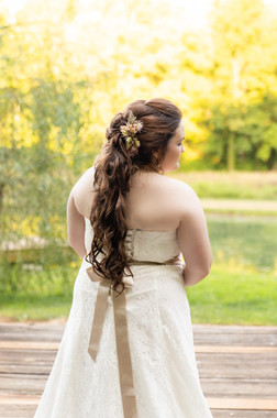 Indianapolis Wedding Photographer - bride