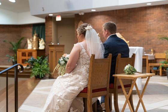 Indianapolis Wedding Photographer Emma Males - wedding ceremony