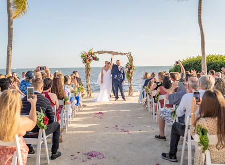 Florida Keys Destination Wedding!
