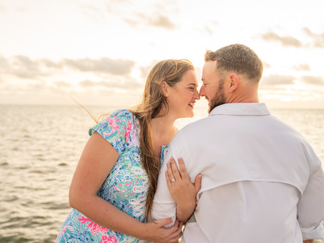 Islamorada Engagement Session