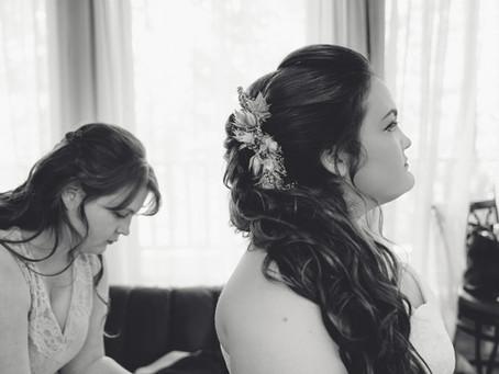 Daniel & Maggie's Wedding Day - Indianapolis Wedding Photographer, Emma Males Photography