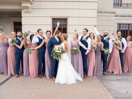 Anthony & Corinne's Wedding Day - Emma Males, Published Indianapolis Wedding Photographer
