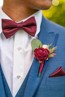 Groom Details at Styled Shoot by Emma Males Photography at The Vineyard Gardens in Indianapolis Indiana