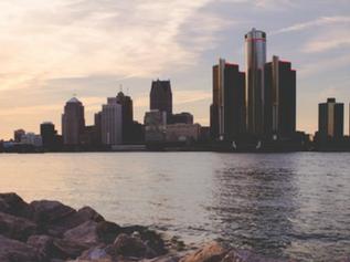 Hoy, comprar en Detroit permite una capitalización del 11% anual en dólares