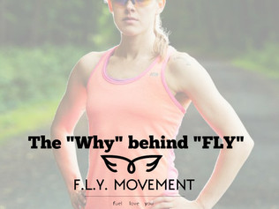 """The """"Why"""" behind """"FLY"""""""