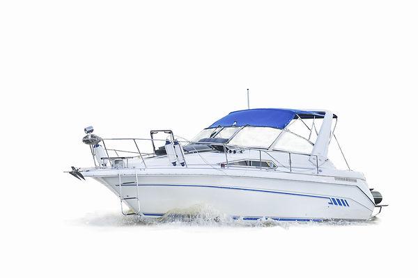motor boat on white background.jpg