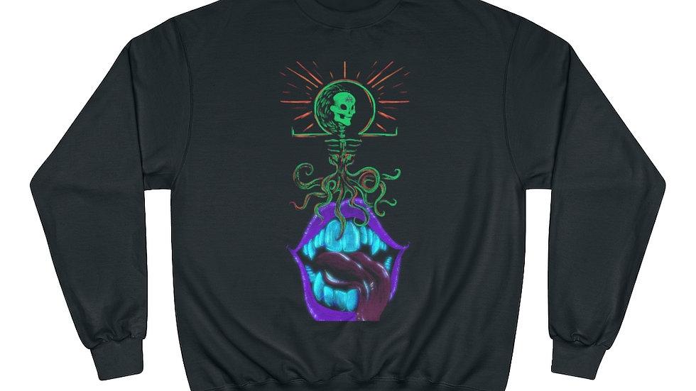 Neon God Sweatshirt