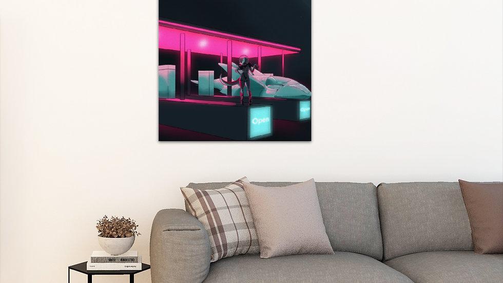 Worlds Away- Canvas Print 24X16