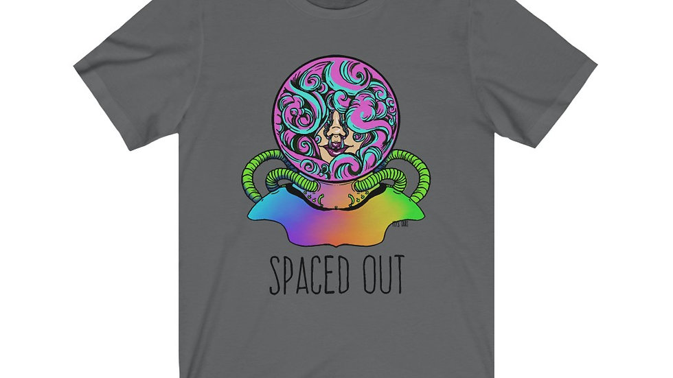 Spaced Out Jersey Short Sleeve Tee