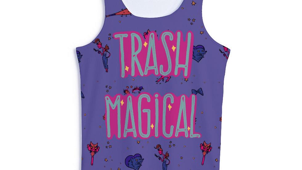 Trash Magical Tank Top Night