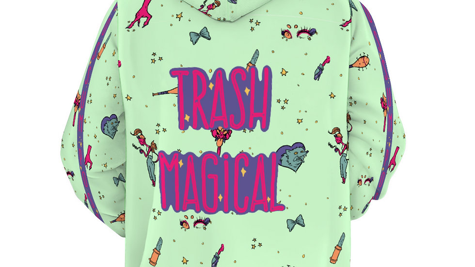 Trash Magical Pull Over Hoodie