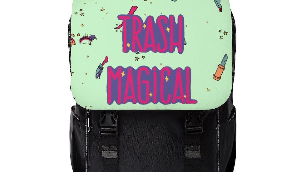 Trash Magical Shoulder Backpack
