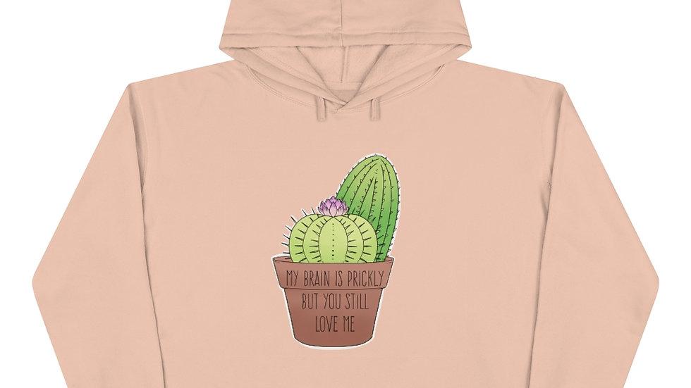 Prickly Crop Hoodie