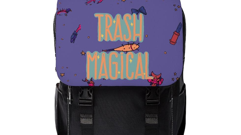 Trash Magical Night Shoulder Backpack