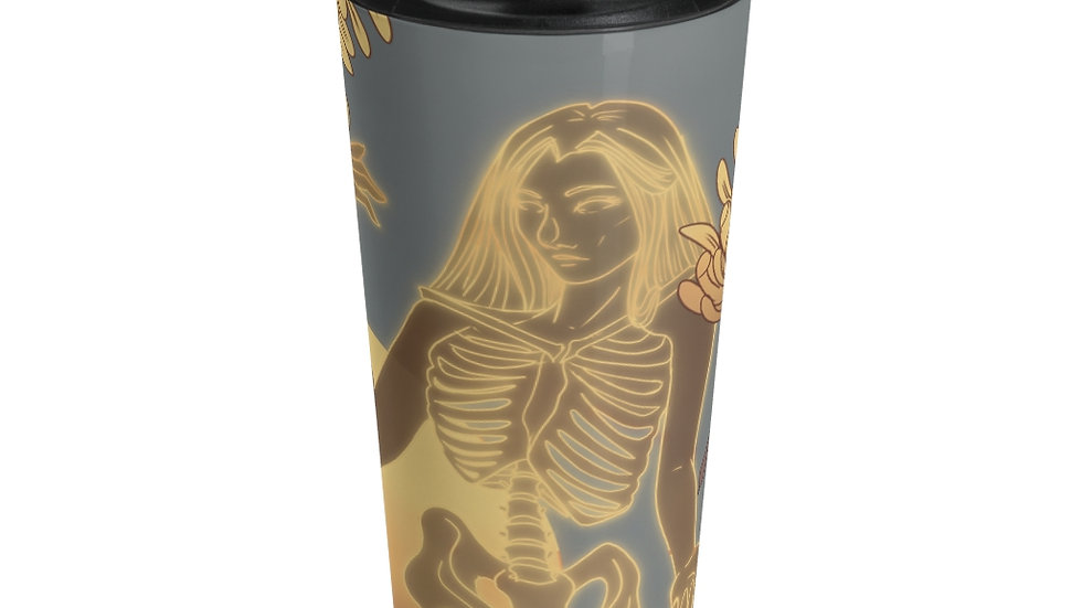 Autumn Stainless Steel Travel Mug