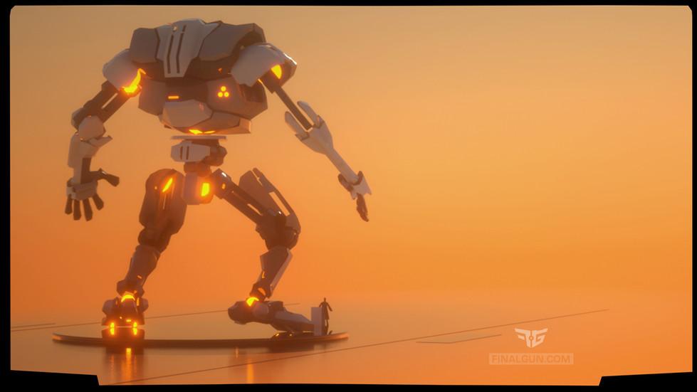 Titan moBOT