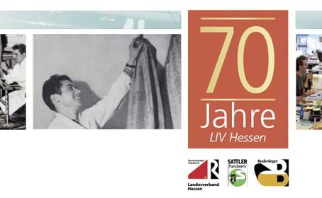 Goldener Meisterbrief für Hans-Joachim Scholz & Wolfgang Kolass
