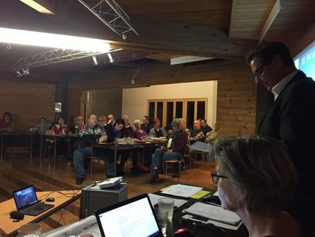 GSB-Leist Hauptversammlung 2019 - Unterlagen