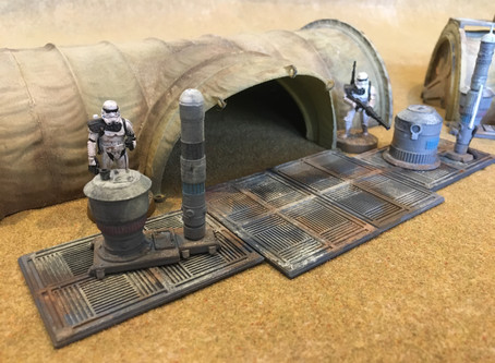 Partnership with Imperial Terrain