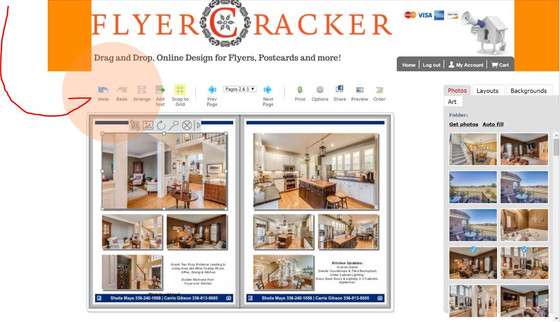 Top 5 Updates in FlyerCracker Online Design 2.0