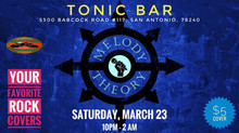 SATURDAY MARCH 23RD ROCKIN YOUR FAVORITE ROCK COVERS MELODY THEORY