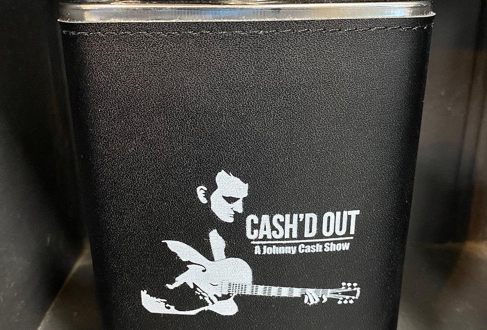 Cash'd Out Flask